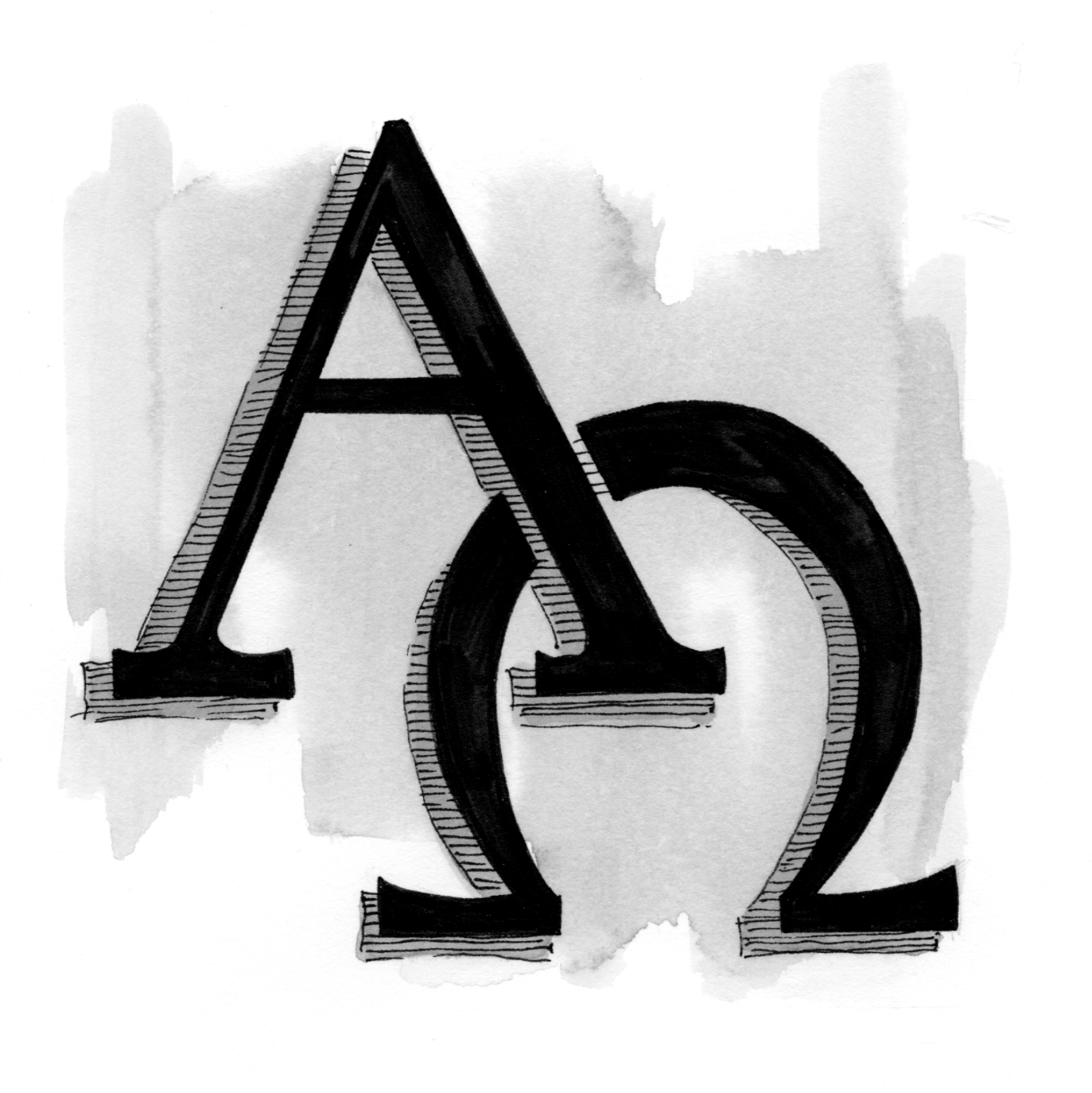Signs And Symbols Alpha And Omega