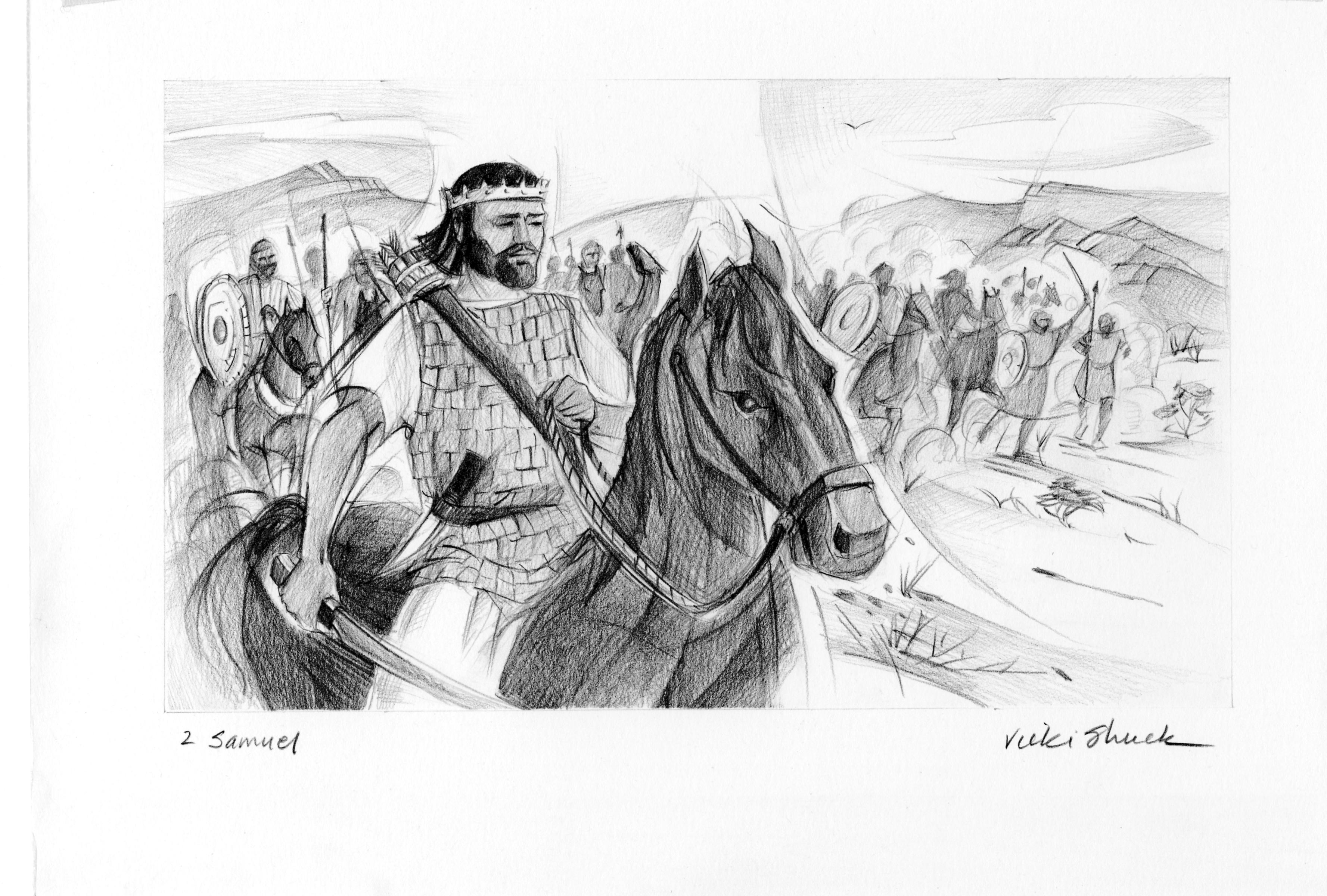 2 Samuel Illustration