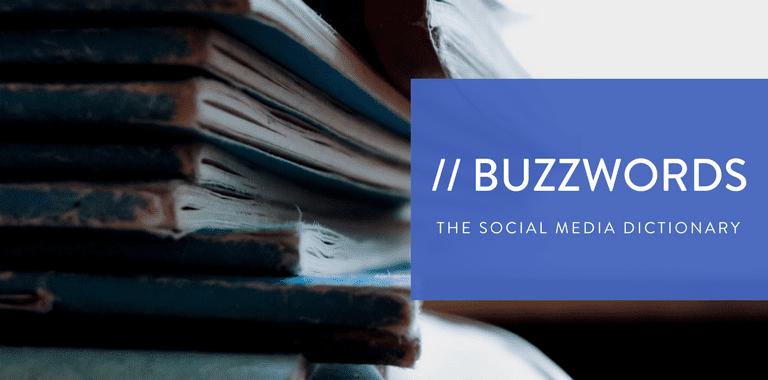buzzwords - dictionary