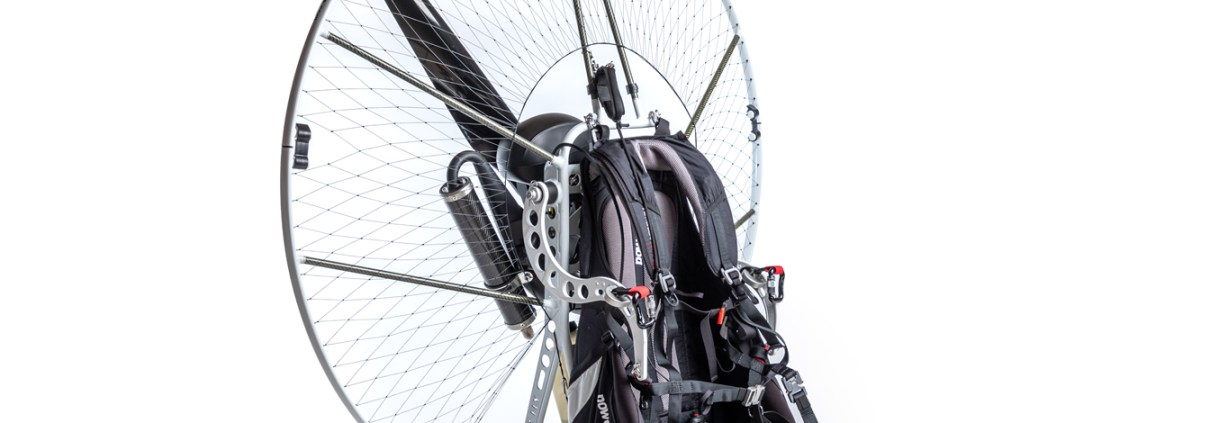 Power2fly RS Paramotor