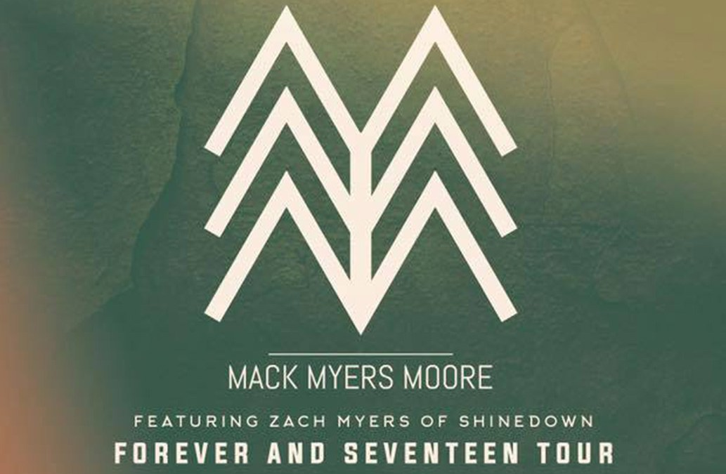 Mack, Myers, & Moore Coming To The TriCities!