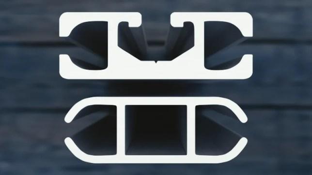 Vergleich zwischen Kederschienen