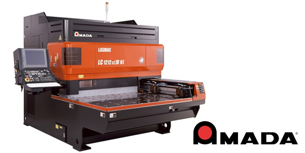 Amada LC-Alpha Laser Specifications | Sheet Metal Services | Liverpool
