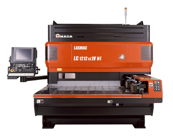 Amada LC-Alpha Laser Specifications   Sheet Metal Services