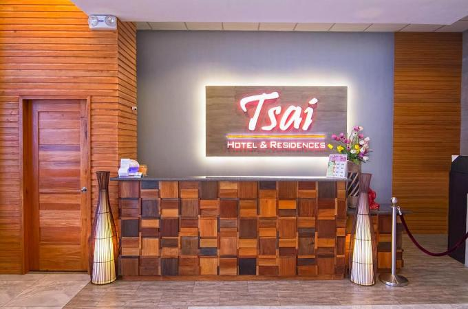 Special Rates for Best Prices at The Tsai Hotel and Residences, Cebu City, Philippines!