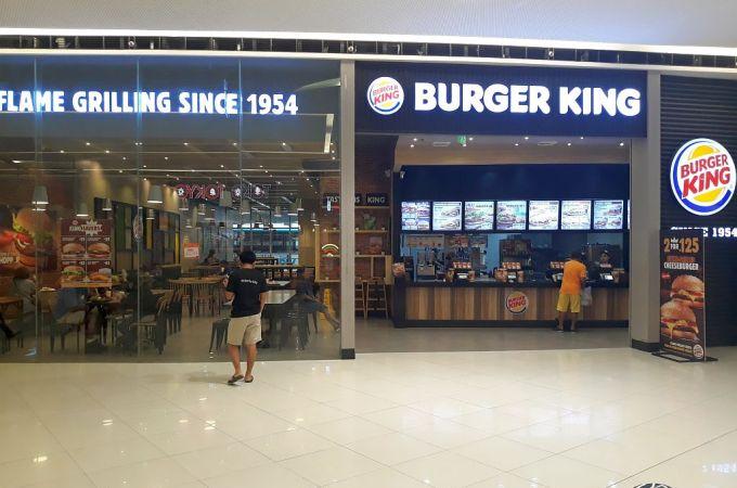 Burger King SM Seaside Mall