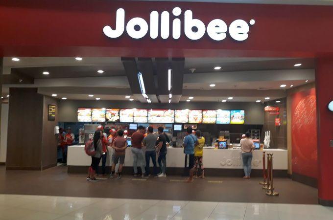 Jollibee SM Seaside Mall, Cebu City, Philippines