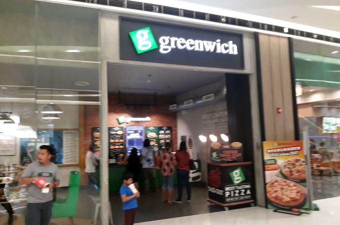 Greenwich, SM Seaside City Cebu, Philippines!