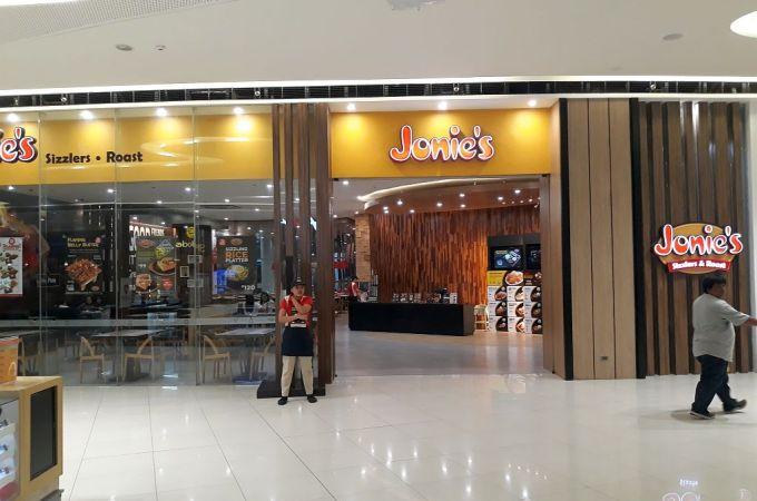 Jonie's Sizzlers and Roast – SM Seaside City, Cebu, Philippines