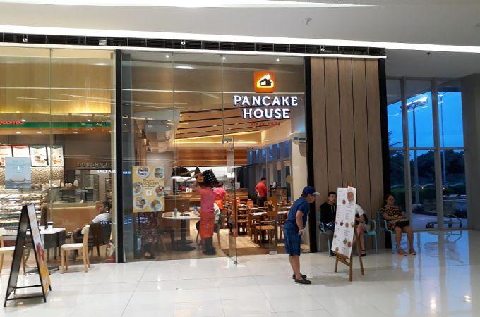 Pancake House – SM Seaside City Cebu, Philippines!