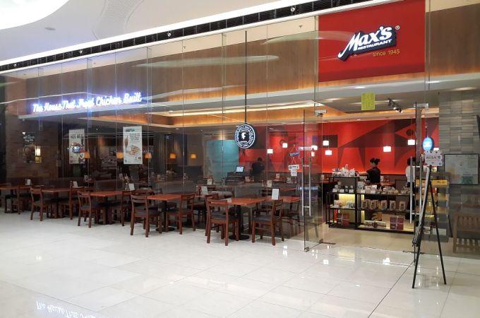 Max's Restaurant, SM Seaside Cebu, Philippines!