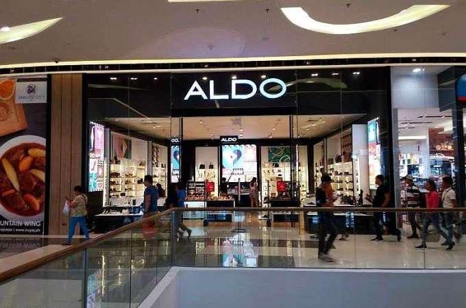 ALDO SM Seaside City Cebu Philippines