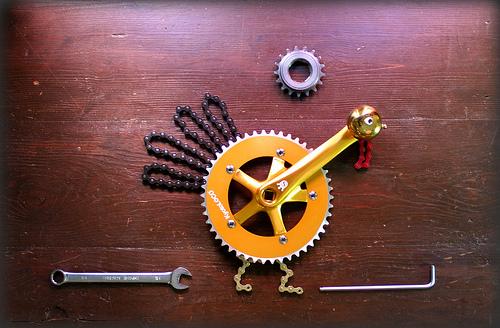 turkey-bike from Backalleybikes