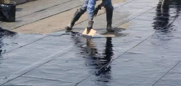 عزل الأسطح