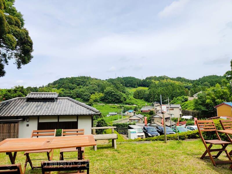 meguri石畳茶屋-風景