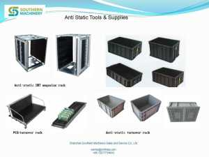 Anti Static Tools & Supplies SMT magazine rack&turnover rack