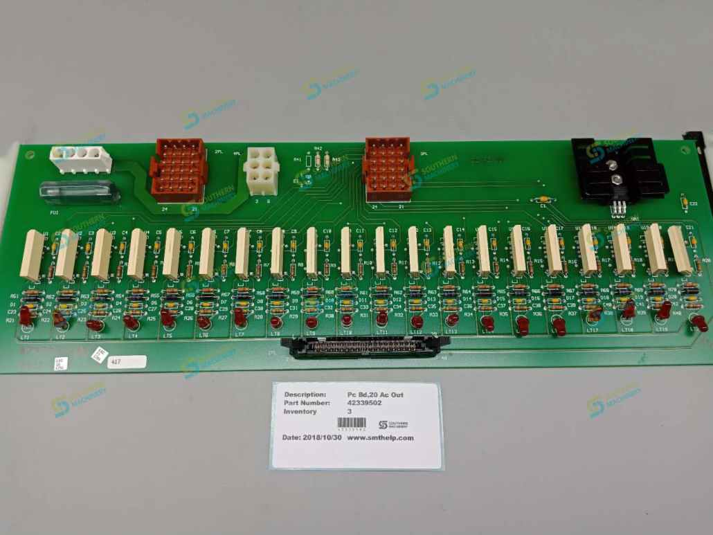 42339502 Pc Bd,20 Ac Out Assy