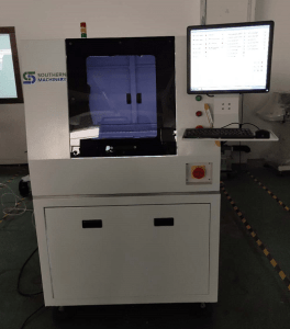 S-400 Laser marking machine-Built-in reversal system