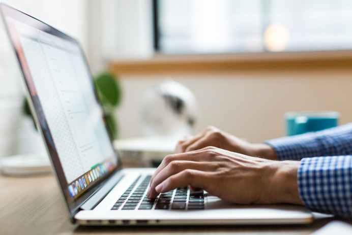 taper doigté clavier macbook