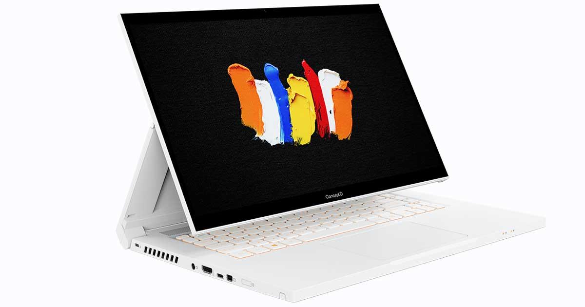 Acer Ezel ConceptD ordinateur portable