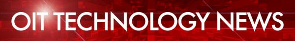 OIT Technology News