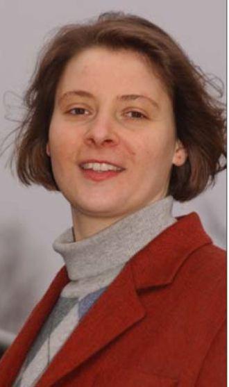 Peggy Wolf: Ihr Buch erscheint im Herbst 2014.