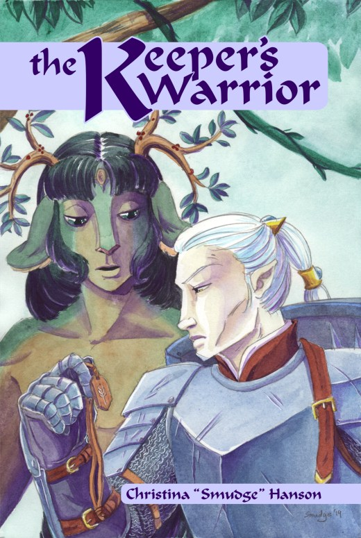 The Keeper's Warrior Cover