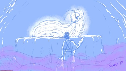Ninos' Fate pt.3: Opal of the Pink Mist, Fading Daylight, Meeting in the Thermae
