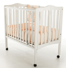 Dream On Me Portable Crib 2 in 1
