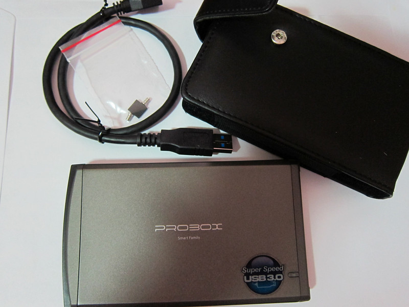 Probox HDG-SU3 USB 3.0 2.5