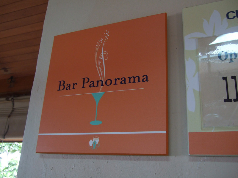Club Med Bintan : Panorama Bar