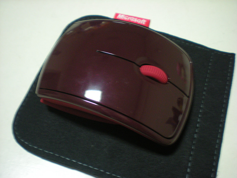 Microsoft Arc Mouse with Pouch 3