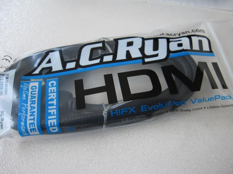AC Ryan PlayOn FullHD Media Player