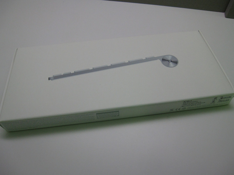 Apple Wireless Keyboard 2009