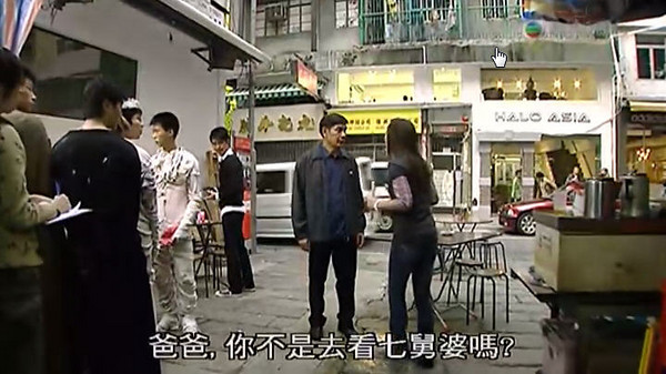 Filming Location of 甜言蜜语