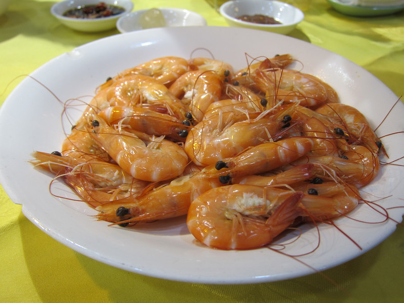 Seafood Dinner at Sai Kung Hong Kong