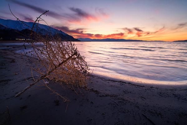 Great Salt Lake; 27 of 365