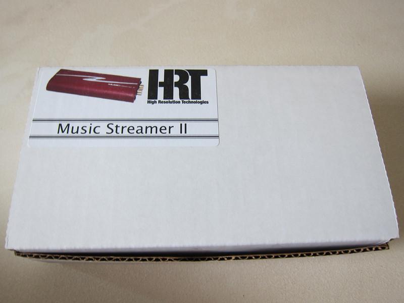 HRT Music Streamer II USB DAC