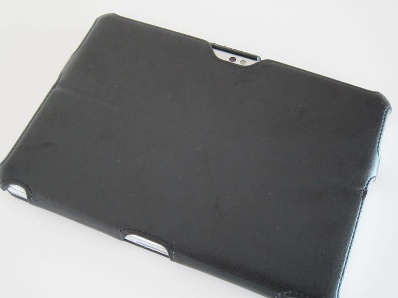 VIPERTEK Premium Slim Leather Case Folio for Samsung Galaxy Tab 8.9