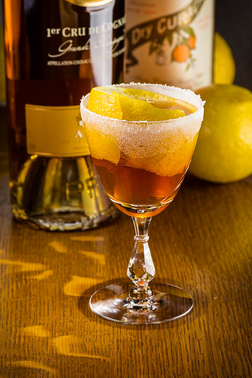 The Brandy Crusta, photo © 2015 Douglas M. Ford. All rights reserved.