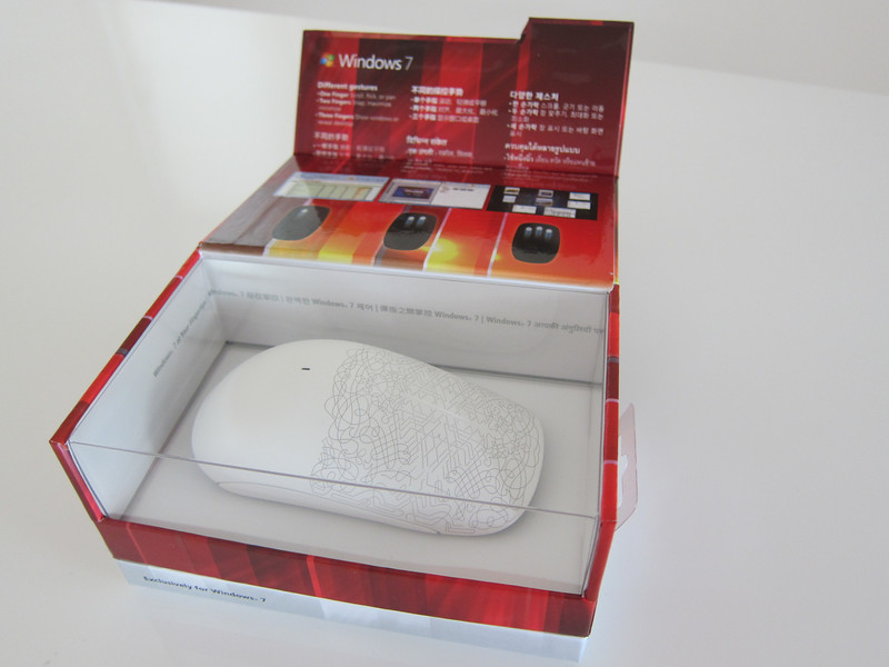 Microsoft Touch Mouse by Deanne Cheuk