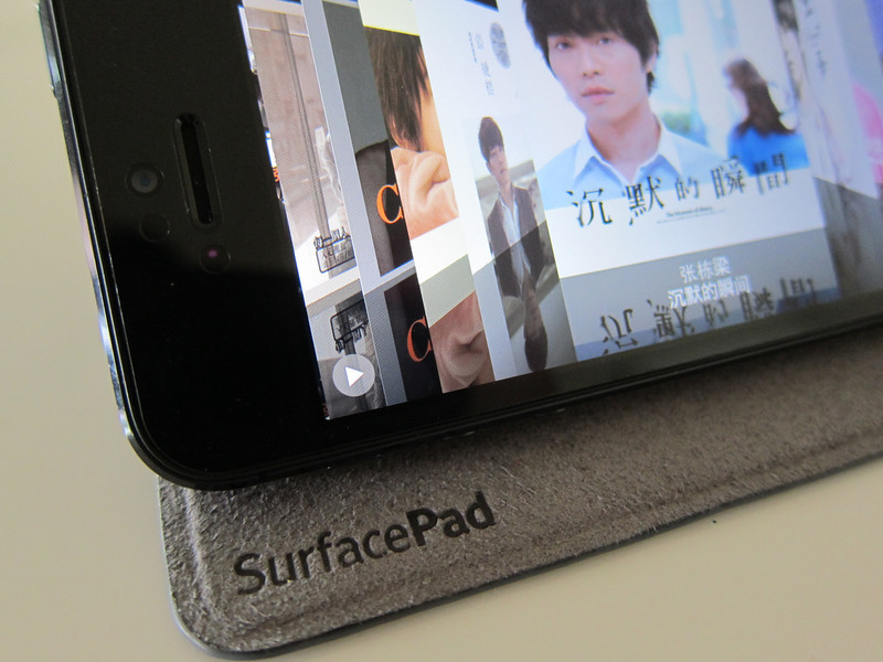 SurfacePad for iPhone 5