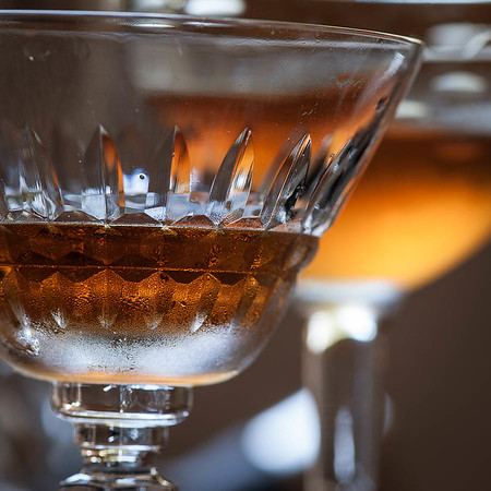 Martinez Cocktail (detail), photo copyright © 2012 Douglas M. Ford. All rights reserved.