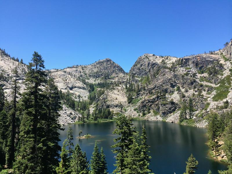 TR: Eagle Lake to South Maggies Peak Day Hike | Sierra Trip