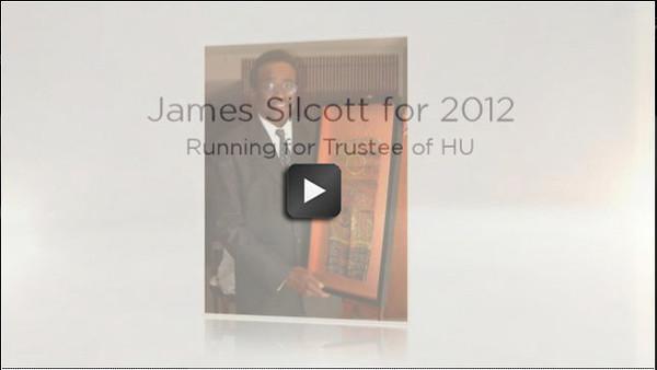 James E. Silcott, Architect, for Howard U. Trustee