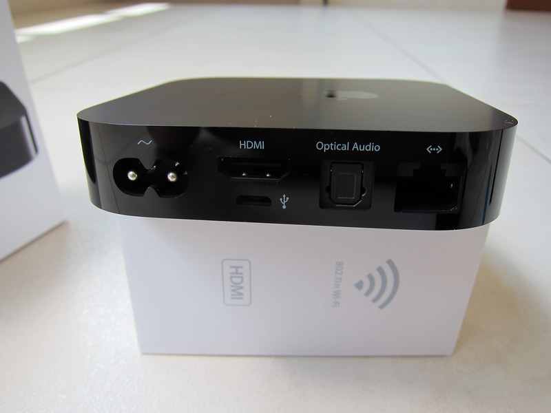 Apple TV 2 Unboxing