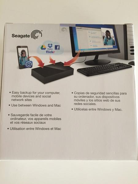 Seagate Backup Plus 5TB Desktop External Hard Drive class=