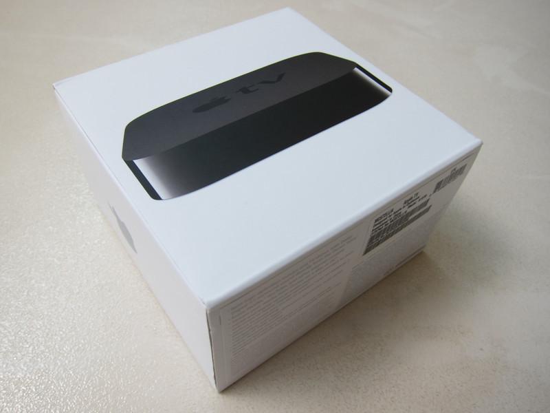 Apple TV 2 Unboxing