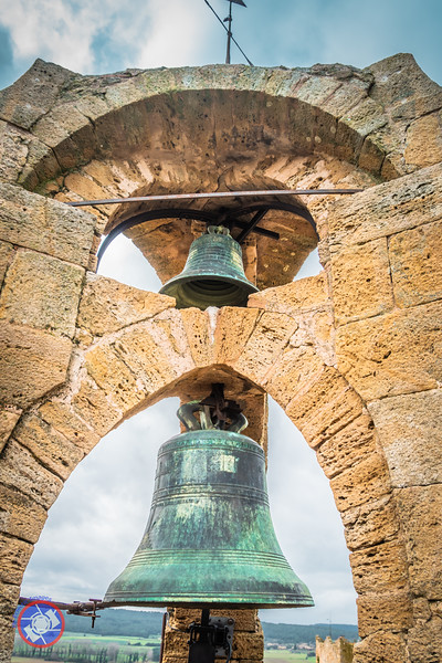 Bells on the Bell Tower in Pals (©simon@myeclecticimages.com)