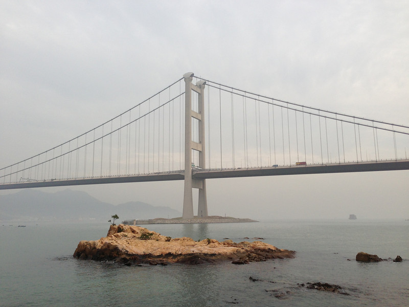 Tsing Ma Bridge (青马大桥)